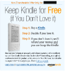 keepkindlefree