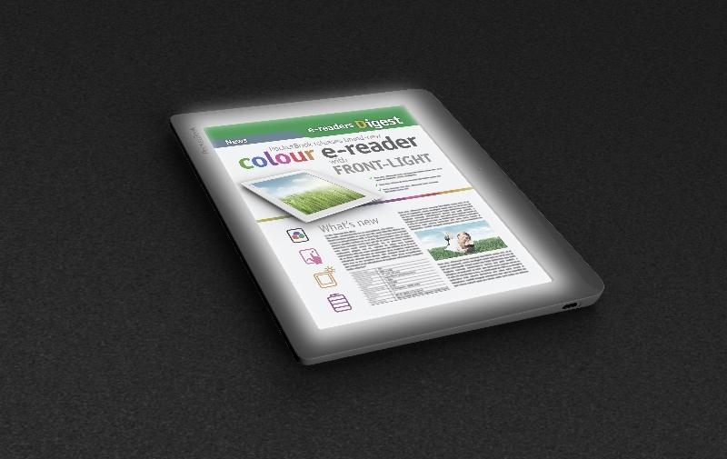 Pocketbook kündigt farbigen E-Reader für 2013 an » lesen.net