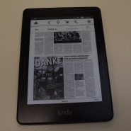 kindle voyge 5