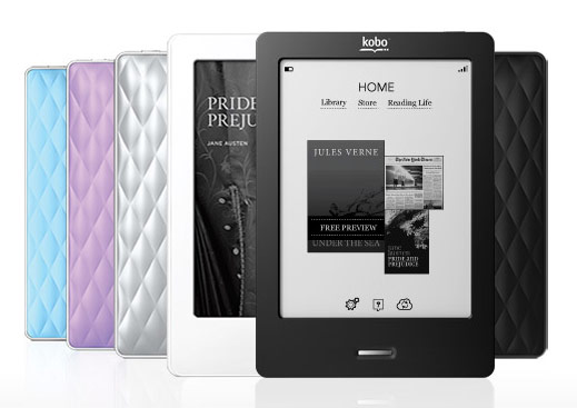 ebook reader kobo