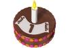 birthday cake one