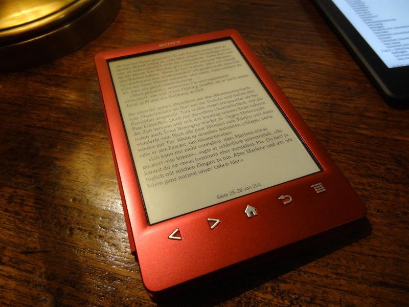 Kindle Vs Sony Reader: Vorstellung Und Vergleich
