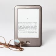 eReader, E-Reader, Endgeraet, tolino, tolino shine, Produktfoto. Bildunterschrift: tolino shine