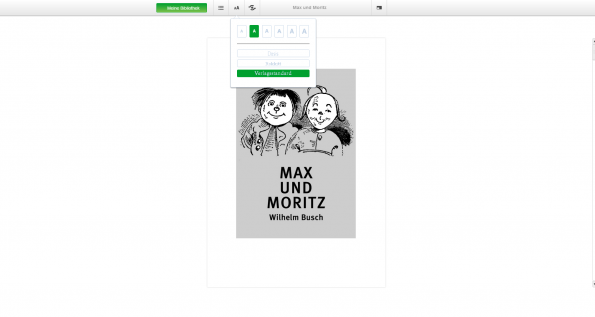 Max und Moritz   Thalia