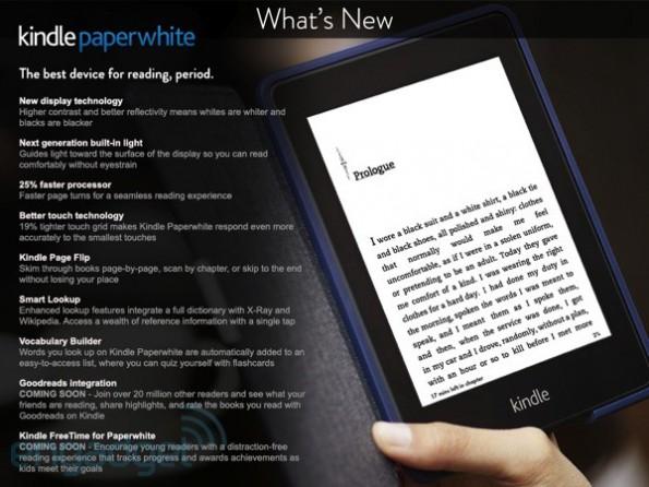 paperwhite kindle 2nd gen