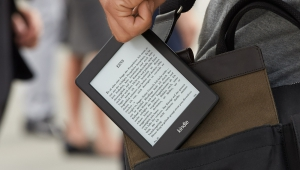 Kindle Paperwhite mit E-Ink-Carta-Panel