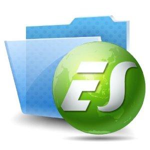 ES File Explorer hilft beim Transfer von Google-Play-Apps auf das Kindle Fire HDX
