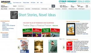 StoryFront – Amazons neues US-Imprint für Kurzgeschichten