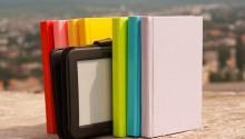 ebook reader test shutter