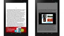 Beispielhafte Werbeformate bei Readfy