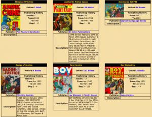 Comic Book Plus: Kostenlose Fundgrube für obskure Klassiker