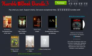Für SF- und Fantasy-Fans: Das Humble eBook Bundle 3