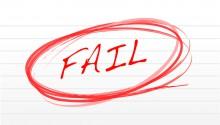shutter fail