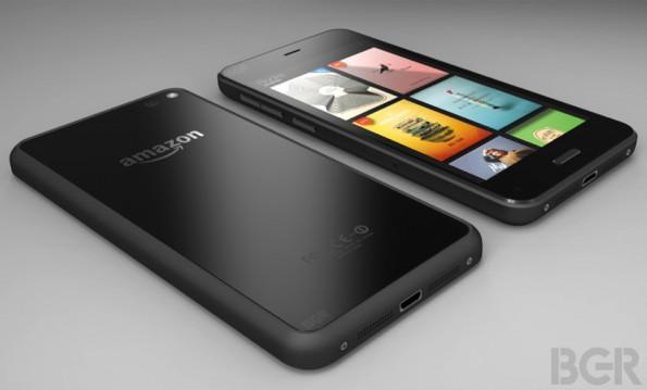 Amazon Phone (Rendering)