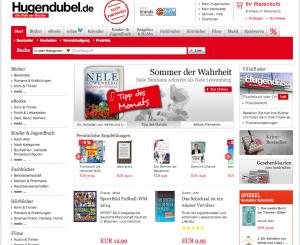 Startseite hugendubel.de