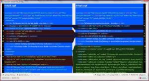 Calibre 2.0 eBook Editor mit a/b Vergleich