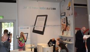 Kobo auf der IFA 2014 – im Zeichen des Aura H2O