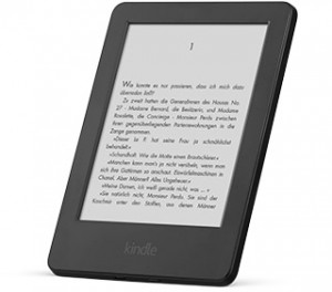 Kindle mit Touchscreen
