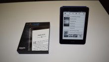 kindle voyage review 1