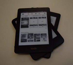 Hands On With Amazon's Super High-Res Kindle Voyage