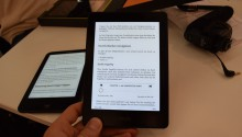 kindle voyage Tolino vision feature