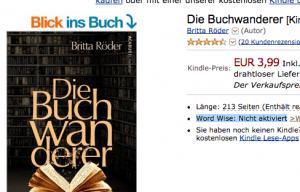 Hinweis auf Word-Wise-Unterstützung auf Amazon.de-Artikelseiten