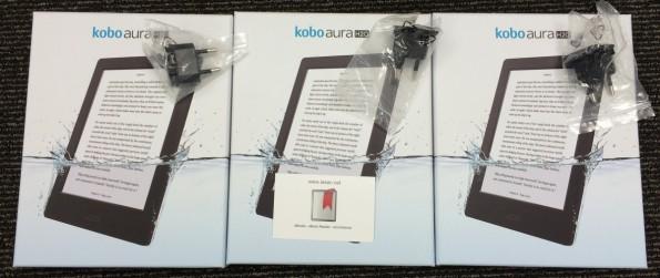 kobo aura h2o gewinnspiel neu