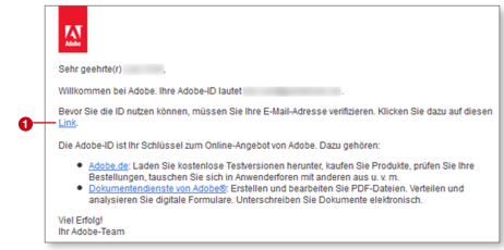 Es wird dann eine Webseite geöffnet, auf der Sie die Bestätigung erhalten, dass Ihre E-Mail-Adresse verifiziert wurde.