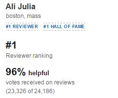 ali julia