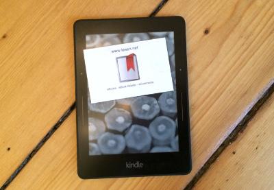 Lesen.net Kindle-Gewinnspiel