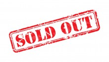 sold out shutter