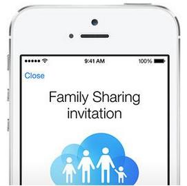 iBooks innerhalb der Familie teilen