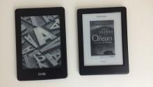 Kobo Glo HD Kindle Paperwhite 2 Vergleich