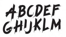 shutter fonts