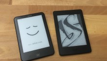 Tolino Vision 3 Kindle Paperwhite 3 2