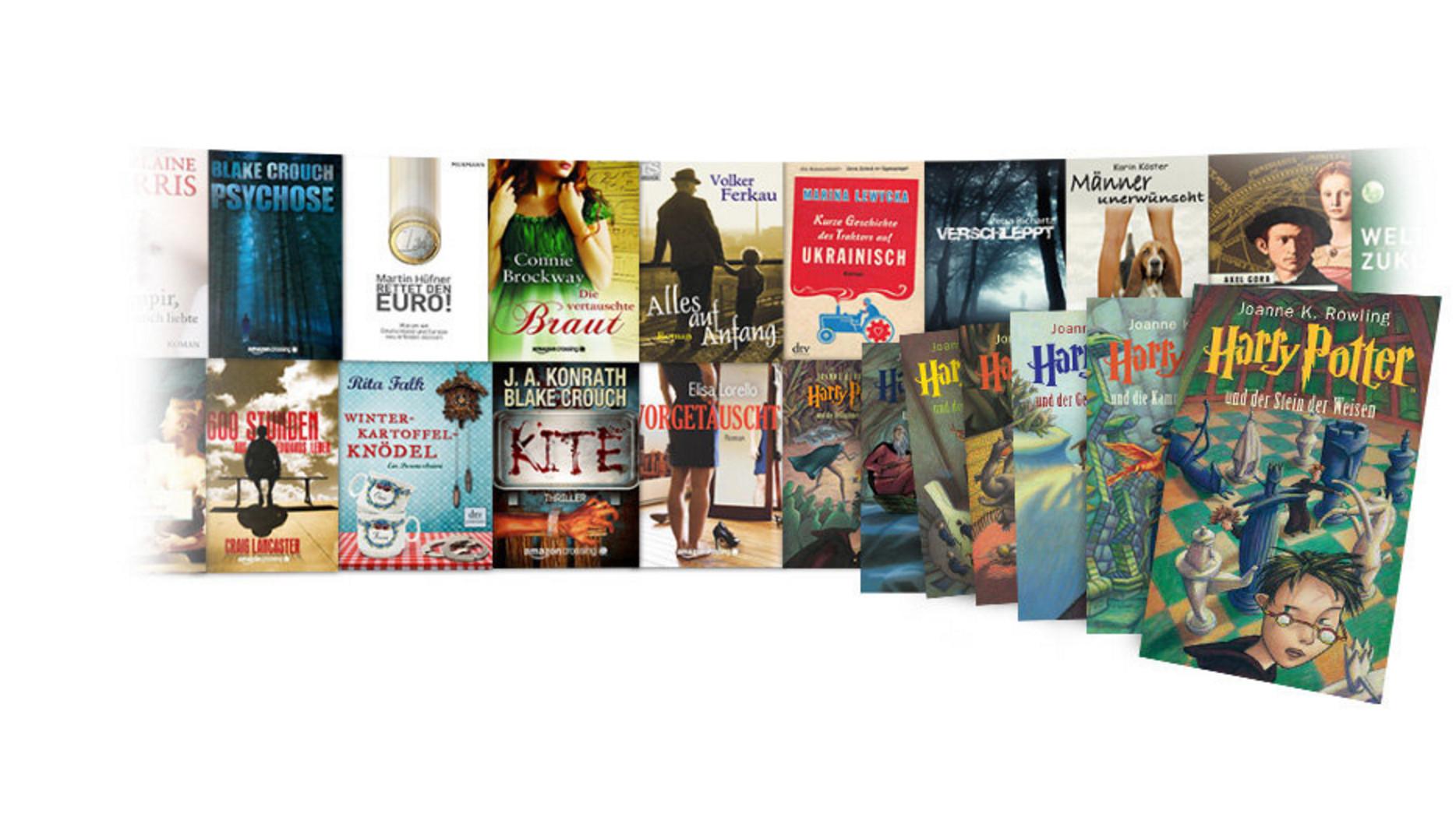 Kindle Unlimited: Autoren-Vergütungen im Sinkflug » lesen.net - photo#4
