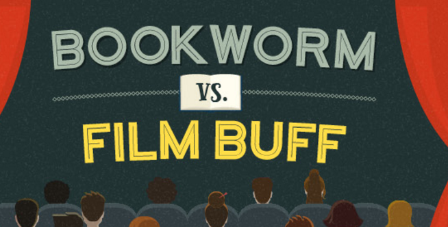 Buch vs. Film: Game of Thrones protzt beim Umfang, Harry Potter an der Kasse [Infografik]