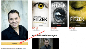 Amazon Folgen Button
