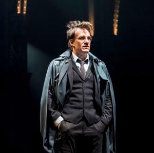 Harry Potter (gespielt von Jamie Parker) im Theaterstück