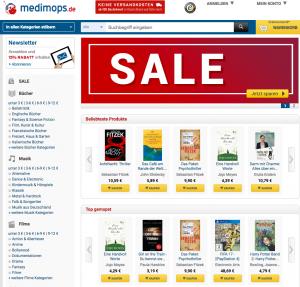 Medimops Verkauf