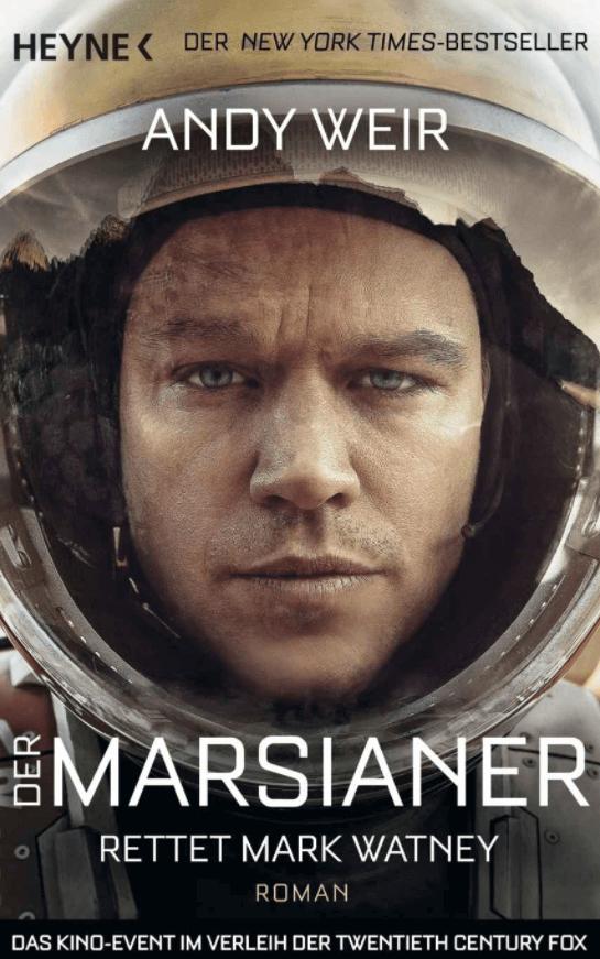 Der Marsianer Filmstart